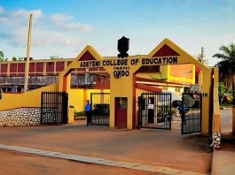 approves Adeyemi College of Education