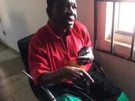 Army releases Nollywood actor Chiwetalu Agu, Why we arrested Nollywood Actor, Chiwetalu Agu, Army