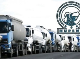 NUPENG suspends proposed nationwide strike, NUPENG to commence strike October 11