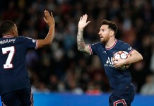 Messi double, Mbappe strike stop RB Leipzig in UCL clash