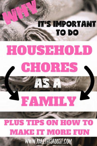 Homey chore app