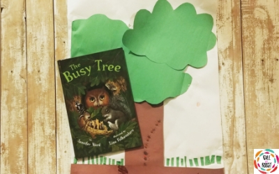 the busy tree kids activity