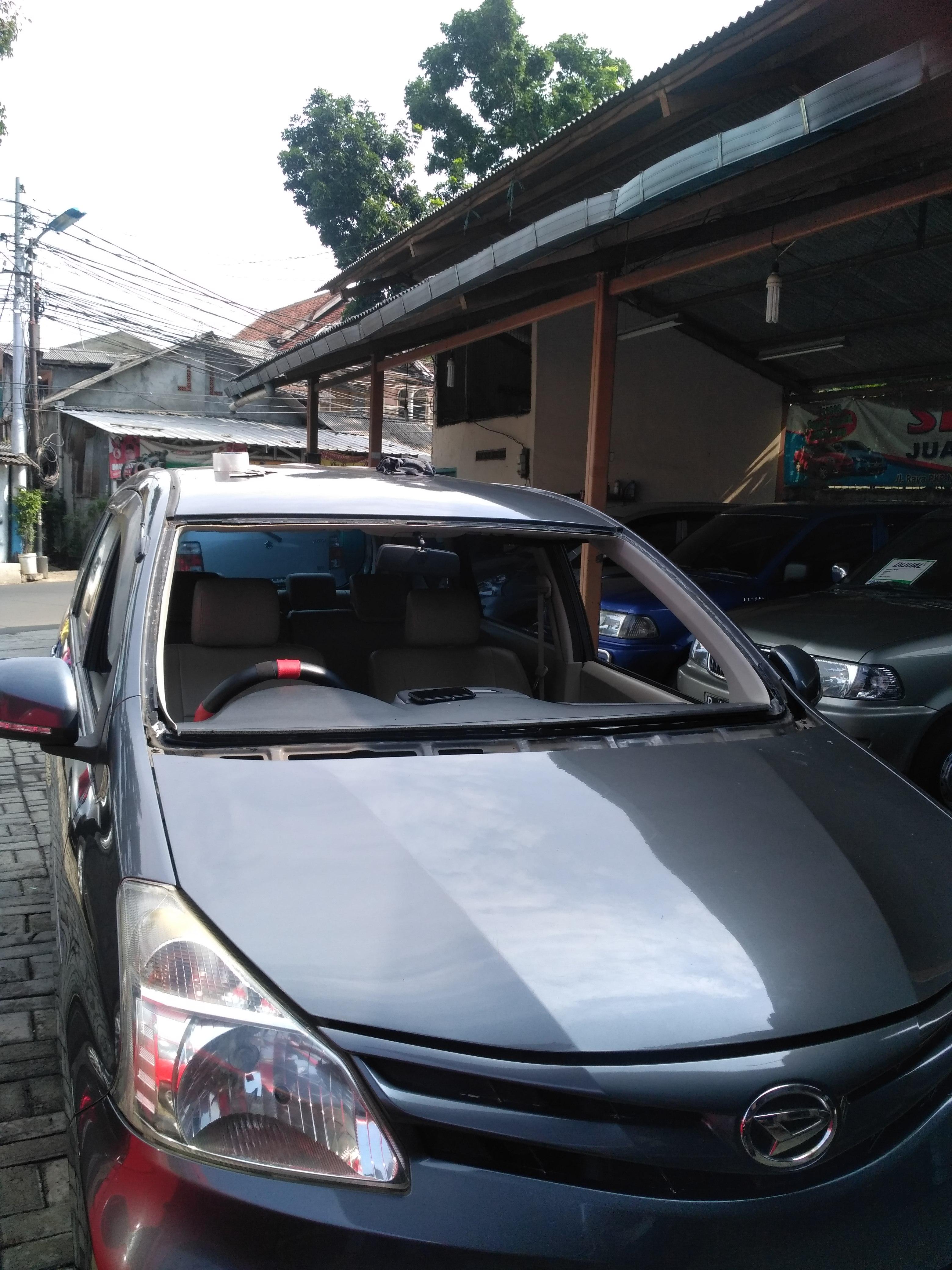 Jual Kaca Mobil Ertiga Jakarta