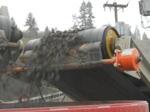 Rulmeca Motorized Pulley System