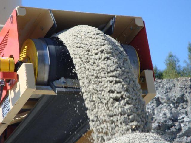Bulk Handling Pulley Machine