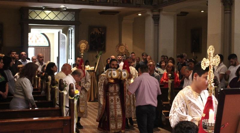 Gemeinde Wien Feierte Pfingsten Antiochenisch Orthodoxe