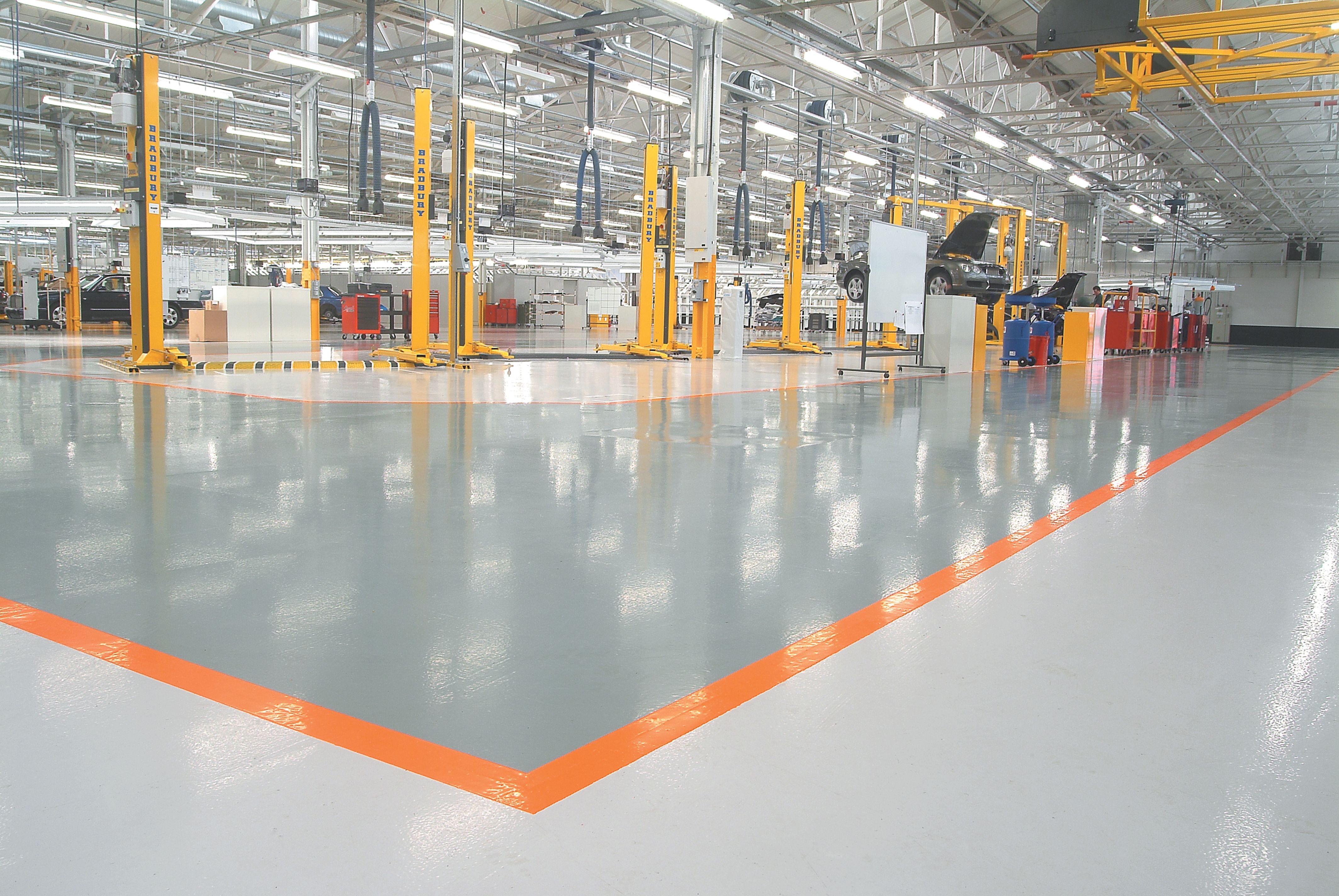 It s time to upgrade your Industrial Flooring with Ucrete HF floors that are