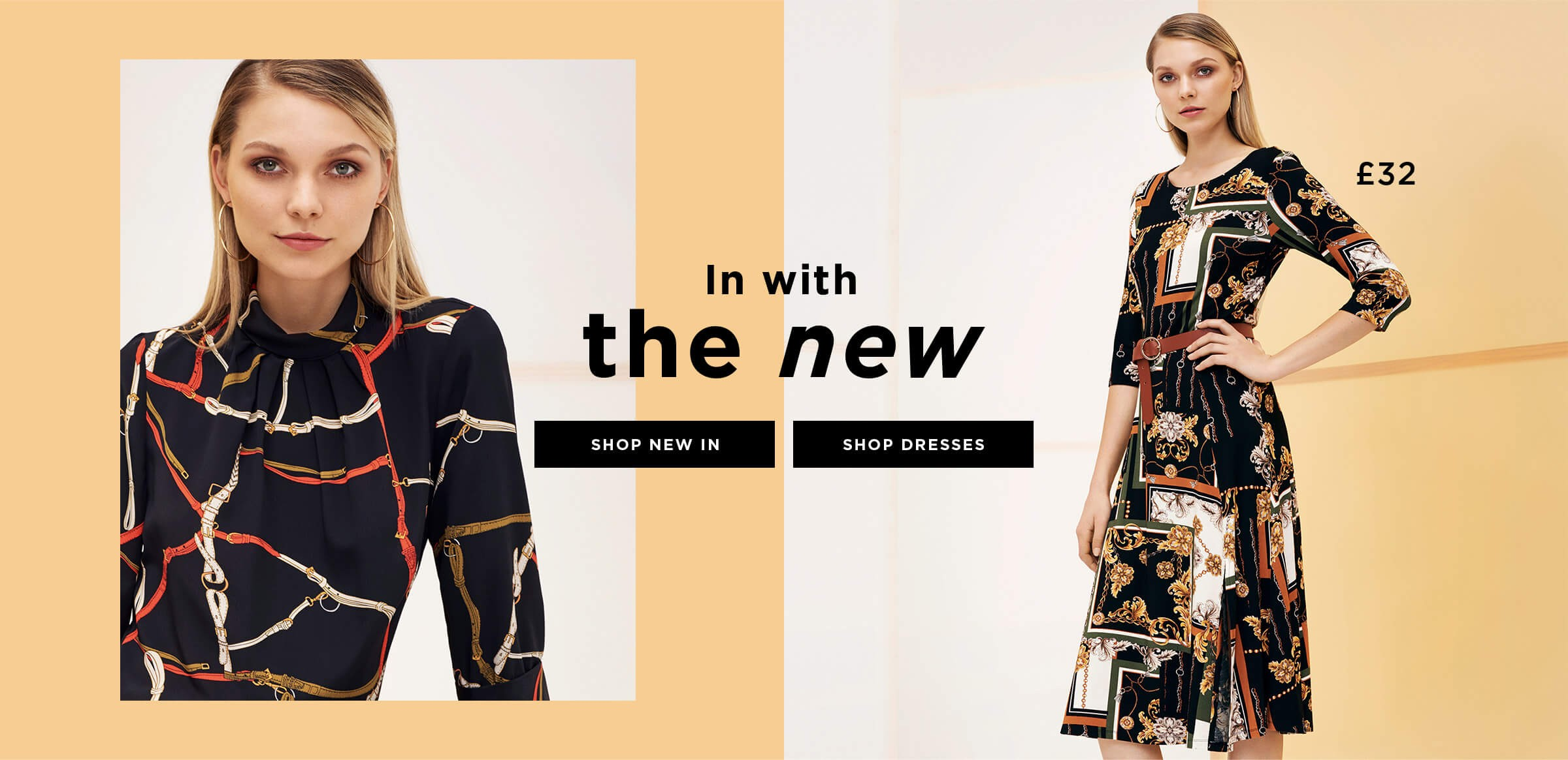 In With The New Shop New In In With The New Shop Dresses