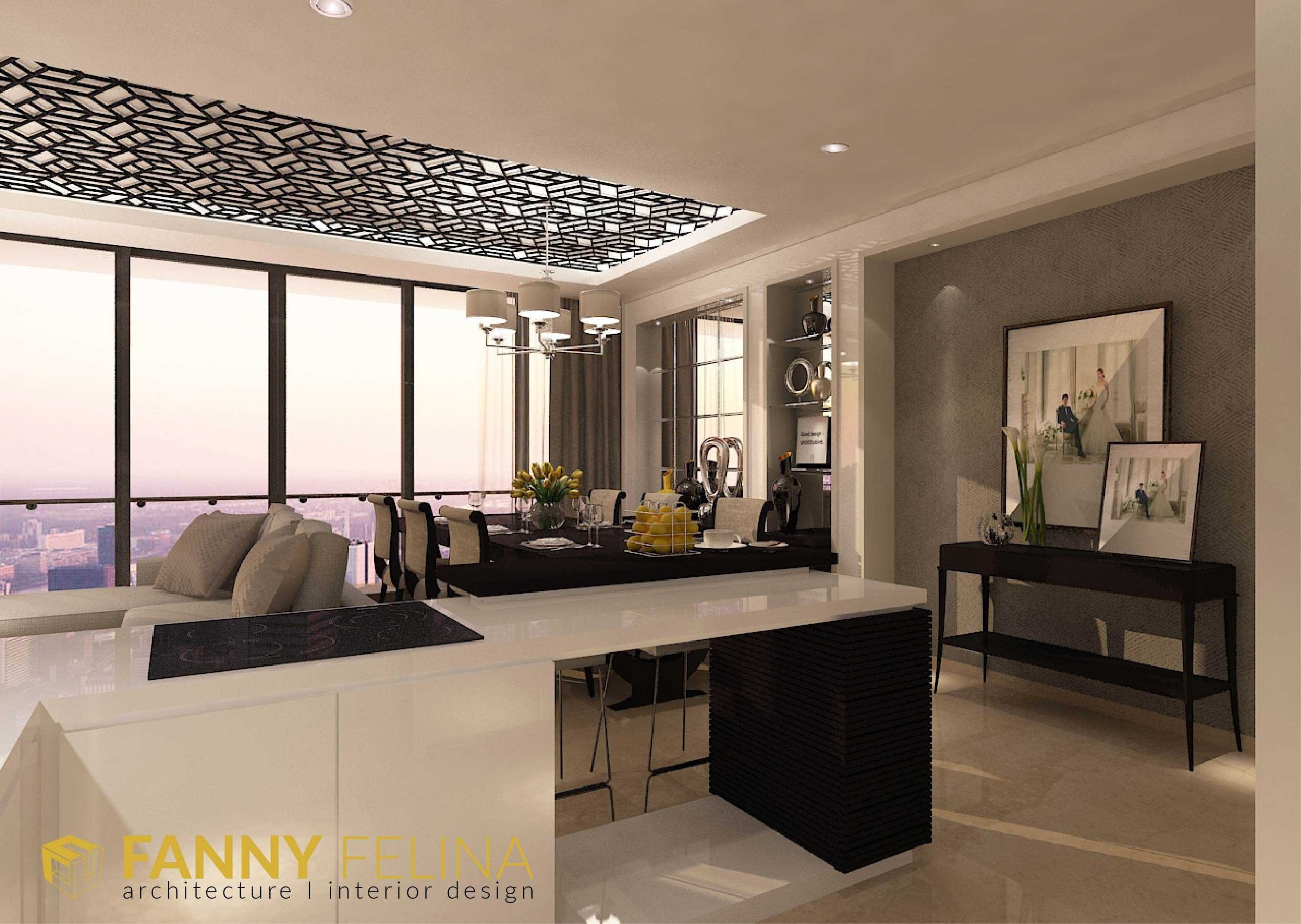 Fanny Felina Architecture & Interior Design Voila Apartment Surabaya Surabaya City East Java