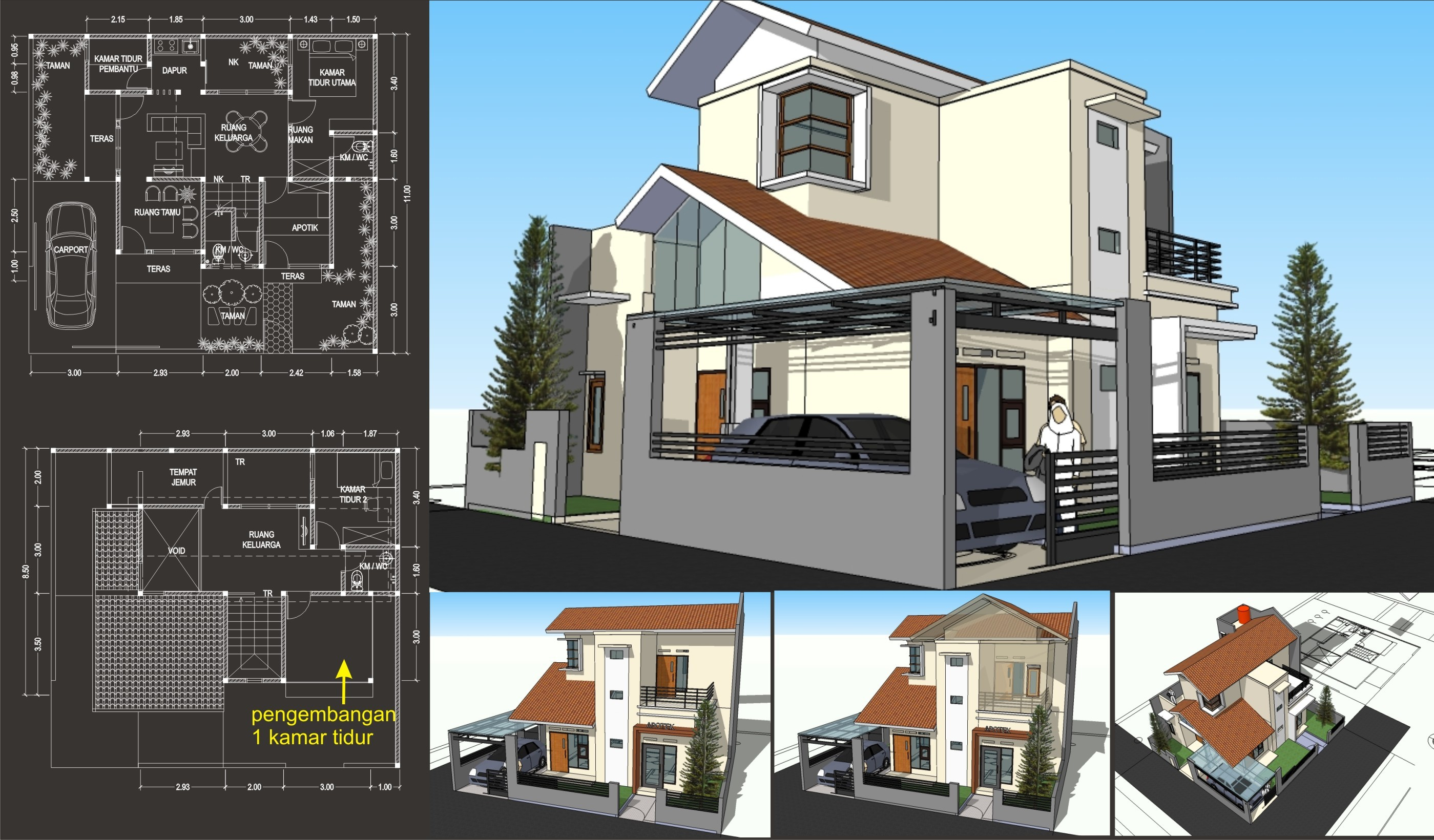 Rumah RUPA ARCHITECTURE Page 2