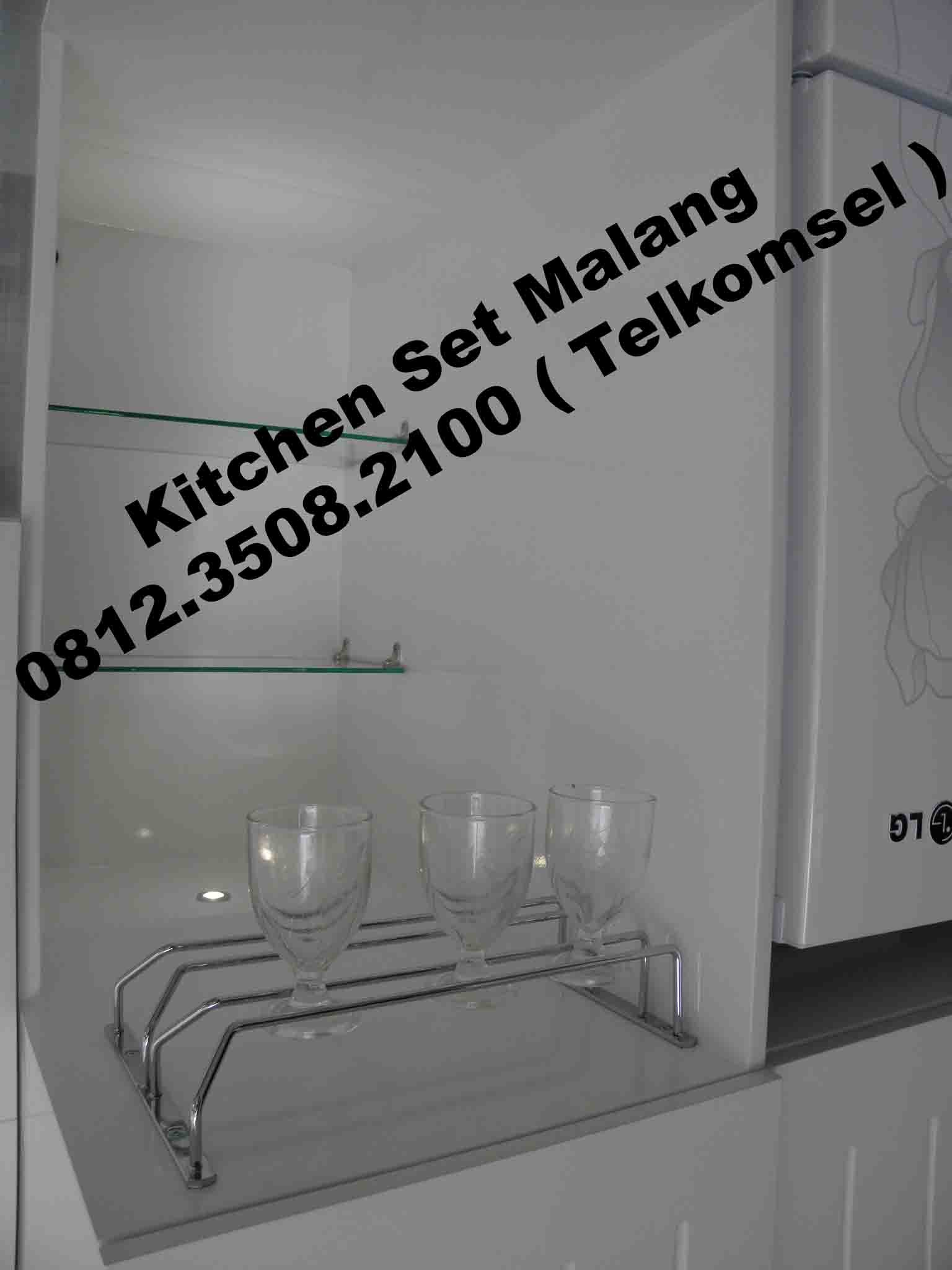 Kitchen Set di Malang