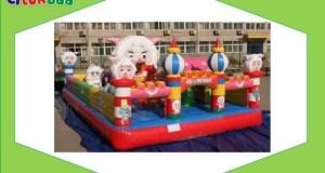 jual Istana Rumah Balon - Harga Istana balon Ukuran kecil - Happy Sheep Paradise - Jakarta