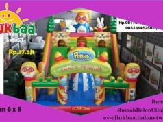 Jual Rumah Balon - Harga Istana Balon - CV. Cilukbaa