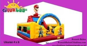 Jual Istana Rumah Balon | grosir rumah balon surabaya | CV. CILUKBAA