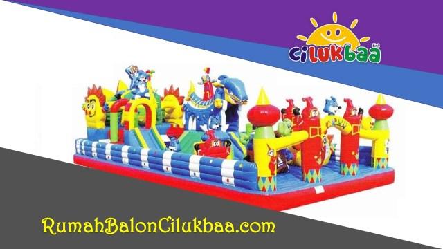Istana Balon, Istana Balon Besar, Harga Istana Balon Ukuran Besar