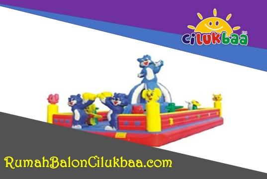 Istana Balon, RUmah Balon, Balon Loncat