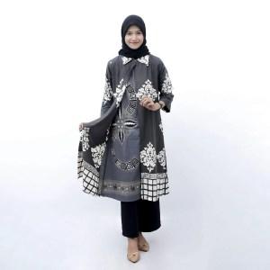 Tunik Batik Dress Nabila