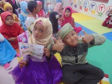 Pawai Taaruf Rumah Cerdas Islami Jombang dalam rangka Peringatan Isra Miraj 2016 (105)