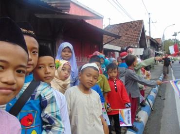 Pawai Taaruf Rumah Cerdas Islami Jombang dalam rangka Peringatan Isra Miraj 2016 (138)