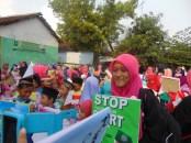 Pawai Taaruf Rumah Cerdas Islami Jombang dalam rangka Peringatan Isra Miraj 2016 (155)