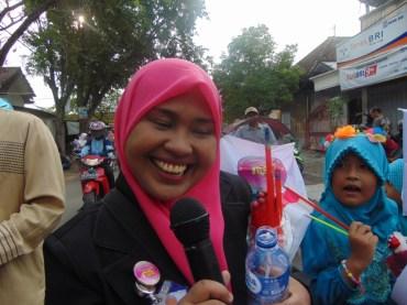 Pawai Taaruf Rumah Cerdas Islami Jombang dalam rangka Peringatan Isra Miraj 2016 (184)