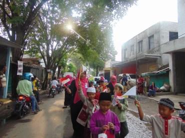 Pawai Taaruf Rumah Cerdas Islami Jombang dalam rangka Peringatan Isra Miraj 2016 (185)