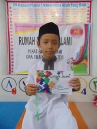 Pawai Taaruf Rumah Cerdas Islami Jombang dalam rangka Peringatan Isra Miraj 2016 (25)