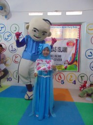 Pawai Taaruf Rumah Cerdas Islami Jombang dalam rangka Peringatan Isra Miraj 2016 (57)