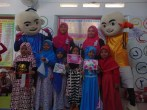 Pawai Taaruf Rumah Cerdas Islami Jombang dalam rangka Peringatan Isra Miraj 2016 (94)