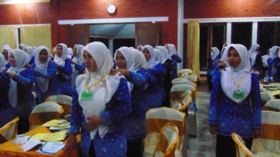 Training ESQ Rumah Cerdas Islami Untuk Guru PAUD Se-Kabupaten Jombang di Pacet (102)