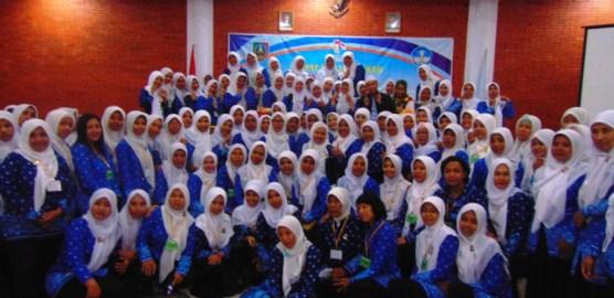 Training ESQ Rumah Cerdas Islami Untuk Guru PAUD Se-Kabupaten Jombang di Pacet (70)