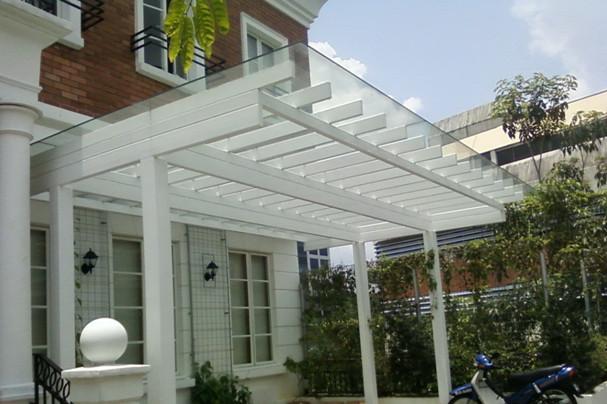 Jenis Kanopi Rumah Minimalis Desain Rumah Unik