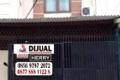 Rumah Hunian Dijual
