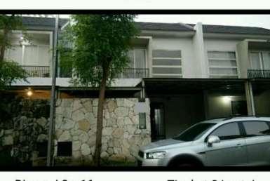 Dijual Rumah Cantik Forest Mansion Surabaya