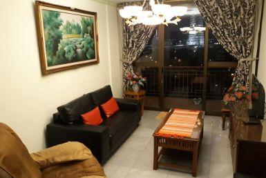 Sewa Apartemen Taman Rasuna 2BR