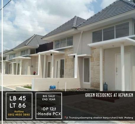 Rumah Modern di Malang