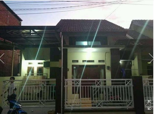 Rumah dijual di kota Malang