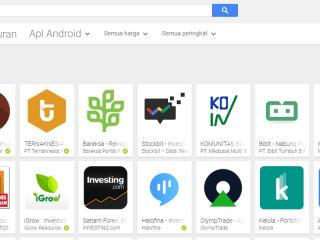 Sharing Pengalaman Aplikasi Investasi Online