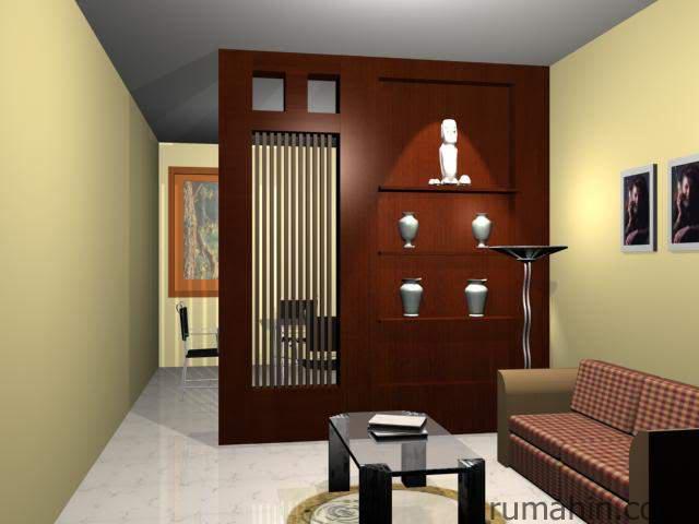 Dekorasi Dan Desain Indah Interior Rumah Minimalis Type 45 Rumah