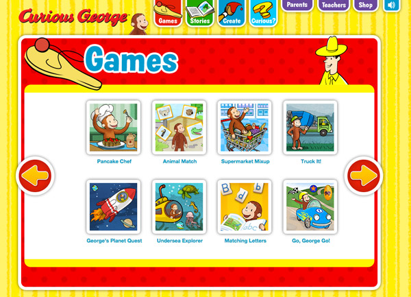 Curious-George-Games