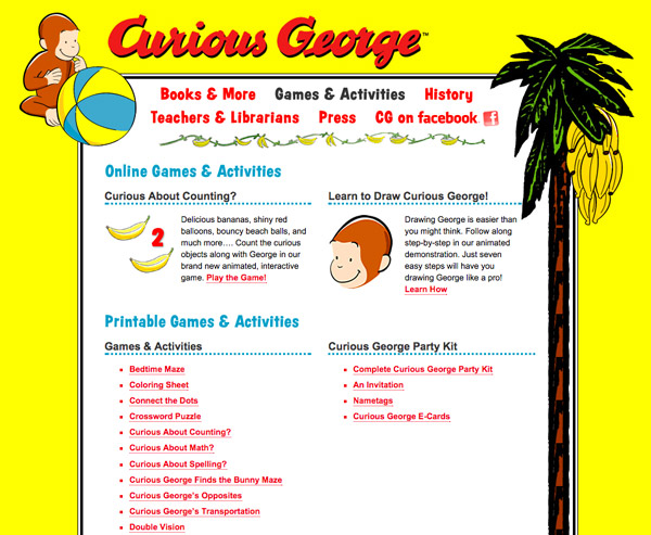 Curious-George-Printable