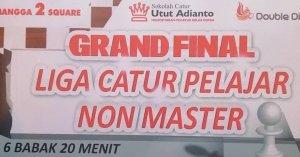 Grand Final Catur Pelajar SCUA Mangga Dua Square