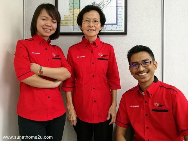 Staff SunatHome