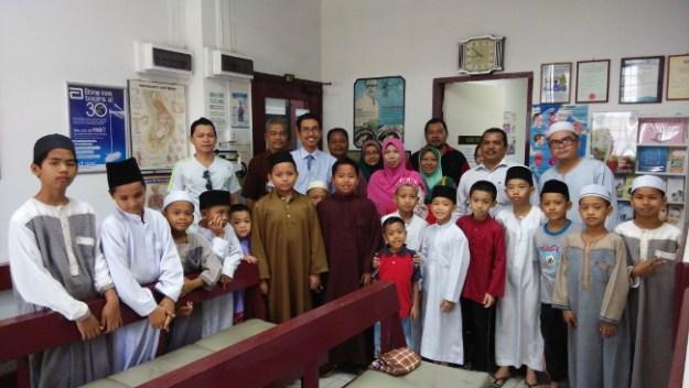 Anak-anak Yatim Rumah Assakinah, Papar