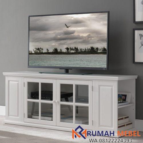 Meja TV Simple Minimalis Modern