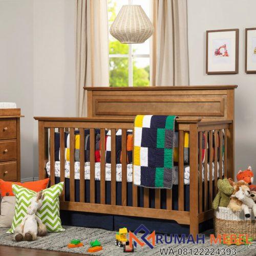 Tempat Tidur Bayi Box Autumn