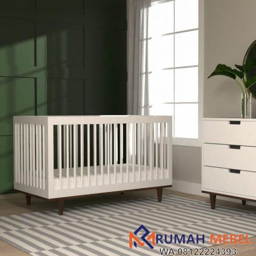 Tempat Tidur Bayi Marley