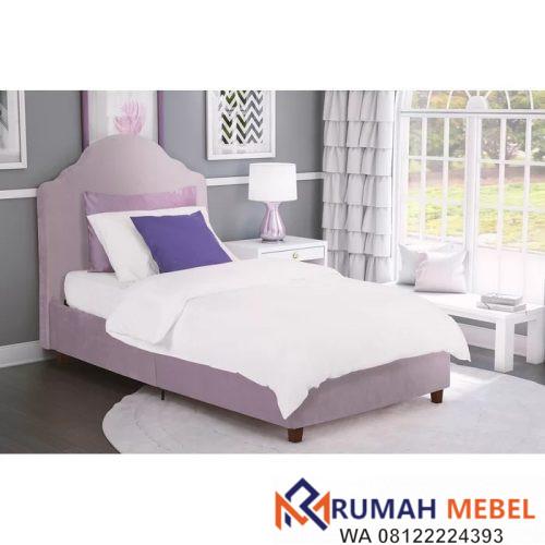Tempat Tidur Mewah Modern Roxane