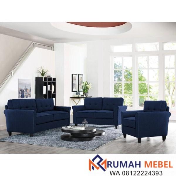 Set Kursi Sofa Ruang Tamu Garduno