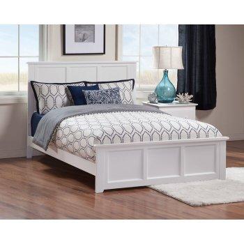 Tempat Tidur Minimalis Putih Terbaru